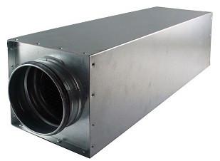 Tlmič hluku pre pr. 125 mm