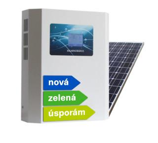 Fotovoltaický ohrev solar Kerberos 320B - SET 1,96 kWp