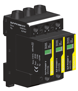 SLP-PV1000 V/Y Svodič přepětí pro fotovoltaické aplikace