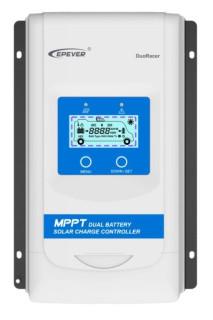 MPPT solární regulátor EPsolar DuoRacer 10A/ 60 VDC