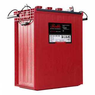 Solárne batérie Rolls séria 4000 S6 L16-HC(S550) blok 6V 445Ah