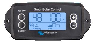 Displej SmartSolar Control