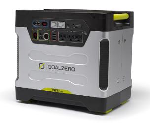GOAL ZERO Yeti 1250 solárny generátor