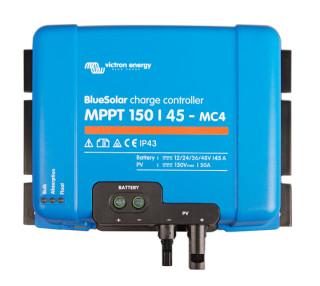 MPPT solární regulátor Victron Energy 45A 150V MC4