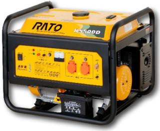 Elektrocentrála RATO R5500D