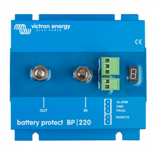 Ochrana batérie BP-220A 12/24V
