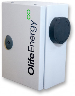 AC dobíjacia stanica OlifeEnergy IndustryBox 1.fázový