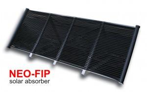 Solární ohřev bazénu NEO-FIP 4