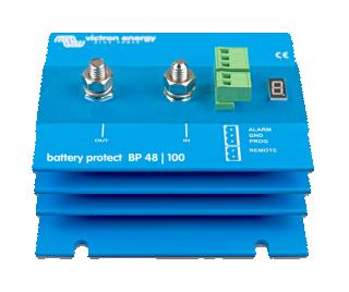 Ochrana batérie BP-100A 48V