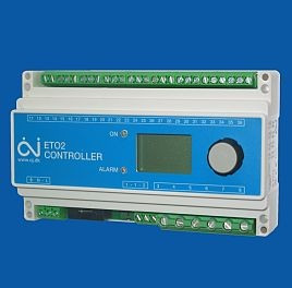 Elektronický termostat ETO2-4550