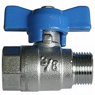 """Guľový ventil G3/8""""MF, pod odvzdušňovací ventil"""