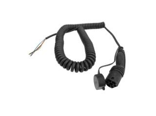Kroucený kabel Type 2 (Mennekes)
