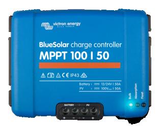 MPPT solární regulátor Victron Energy 50A 100V