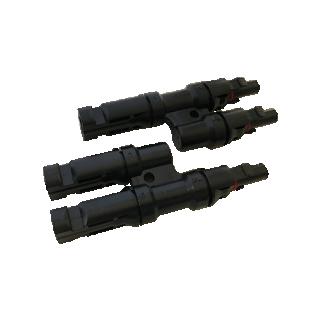 Paralelní spojka MC4, 2x1