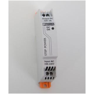 Napájací adaptér 12V/1A DIN
