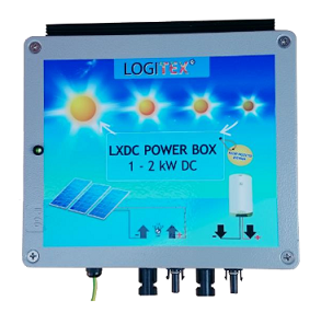 MPPT optimalizer LXDC Power Box