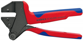 Viacúčelové systémové lisovacie kliešte KNIPEX