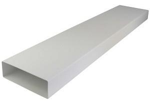 Potrubie štvorhranné plast, 60x200 - 1,5 m