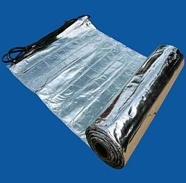 Vykurovacia rohožka Al vrstva, HML 80/1,0-10m2, 80-800W