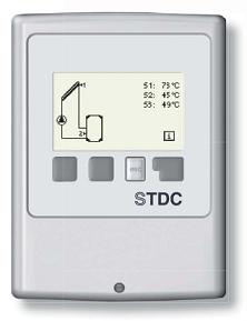 Solární regulátor STDC E