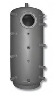 Akumulační nádrž PSWF N+ s topným hadem a navařeným přírubovým hrdlem