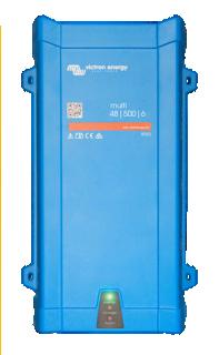 Menič Victron Energy Multiplus 48V/500VA/6A-16A