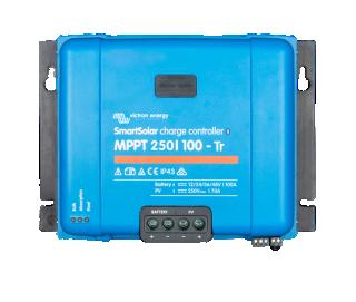 MPPT SMART solární regulátor Victron Energy 100A 250V Tr