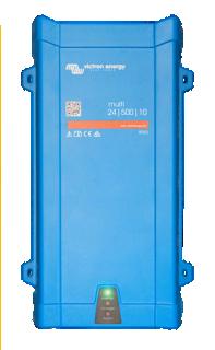 Menič Victron Energy Multiplus 24V/500VA/10A-16A