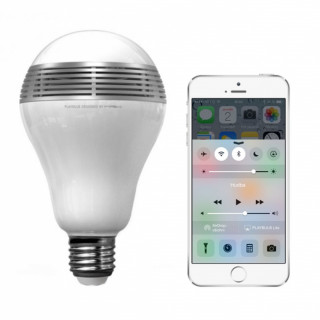 MiPow Playbulb™ Lite LED Bt. hrajúca žiarovka s rep