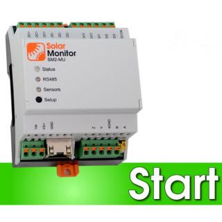 Solar monitor START