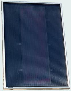 SolarVenti SV7 Slimline 40 - 50 m2, stříbrný, s regulátorem