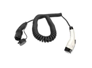 Kroucený kabel Type 2 (Mennekes) / Type 1 (Yazaki)