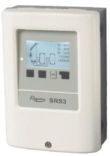 Solární regulátor SRS3 E