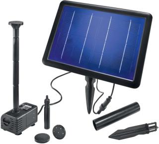 Solární čerpadlová sada Palermo Plus